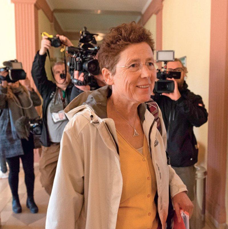 Die Gynäkologin Kristina Hänel will bis vor das Bundesverfassungsgericht ziehen. Foto: picture alliance/dpa