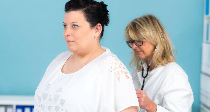 Adipositas: Verfettung der Atemwege fördert Asthma