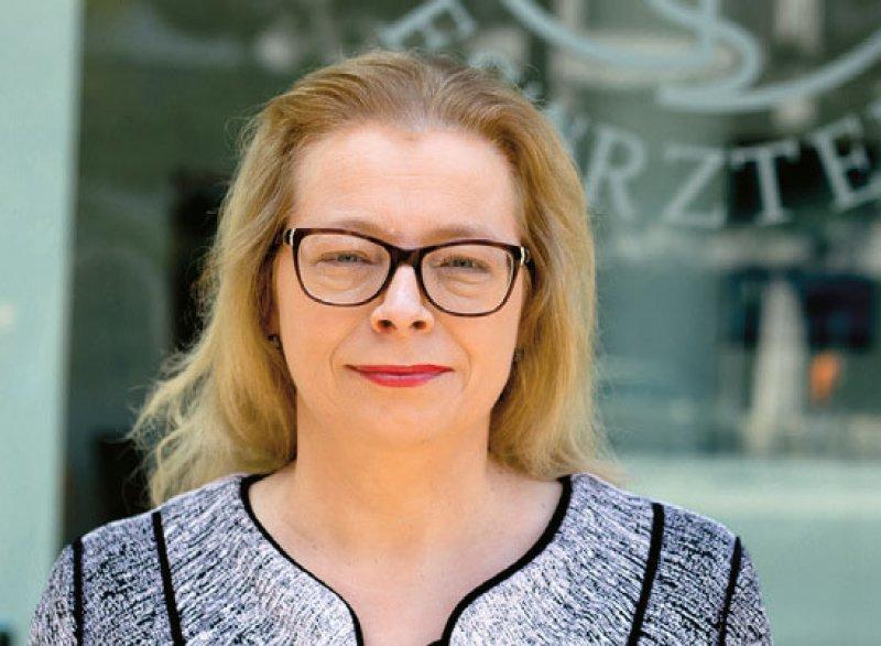 Dr. med. Katrin Bräutigam Foto: BÄK