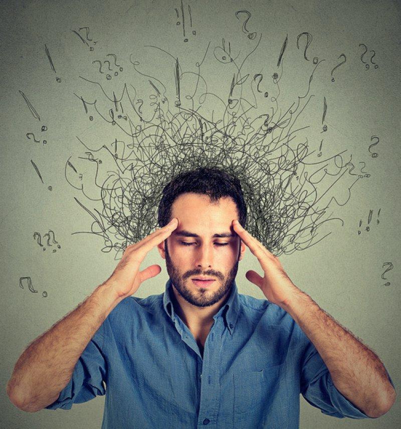 Mehr als die Hälfte der Erwachsenen mit ADHS leidet an einer psychischen Begleiterkrankung, die es erschwert, die ADHS zu erkennen. Foto: pathdoc/stock.adobe.com