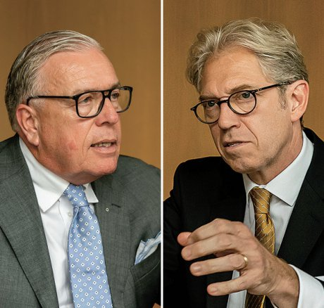 Interview mit Dr. med. (I) Klaus Reinhardt Dr....