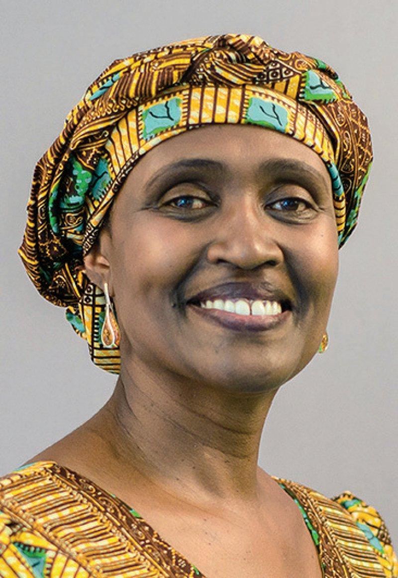 Winnie Byanyima, Foto: OXFAM International
