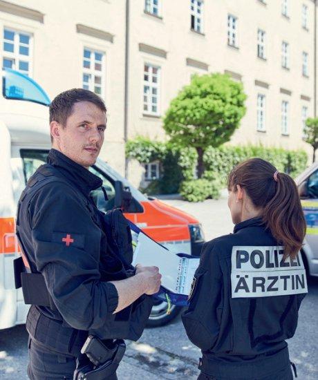 Polizeiärztlicher Dienst