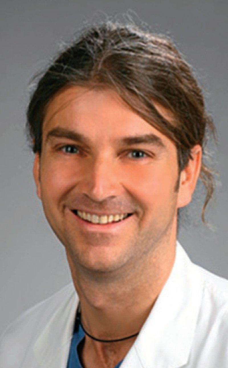 """""""Die Ärzte können nicht mehr. Im jetzigen System gefährden sie ihre eigene Gesundheit."""" Christoph Janke, Universitätsmedizin Mannheim. Foto: MB"""