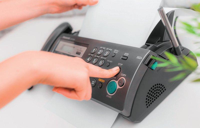 Unter dem Titel #faxendicke fordert die Initiative, den Faxversand medizinischer Daten einzustellen und ein neues, sicheres Standardmedium zu etablieren. Foto: fotofabrika/stock.adobe.com