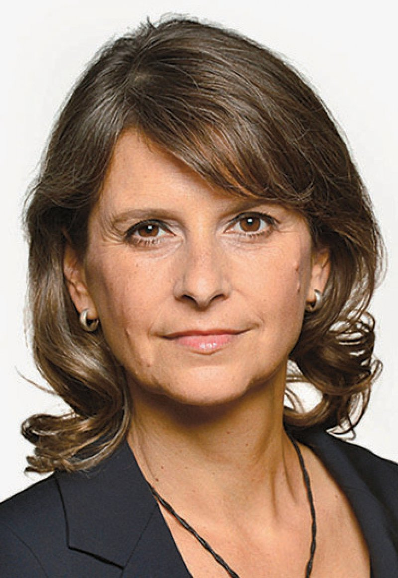 Regina Klakow-Franck, Foto: G-BA