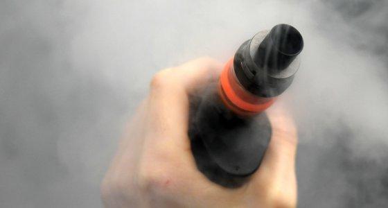 E-Zigarette/ dpa