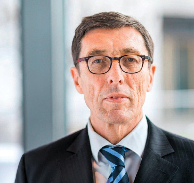 Rainer Schlegel, Präsident des Bundessozialgerichts. Foto: dpa