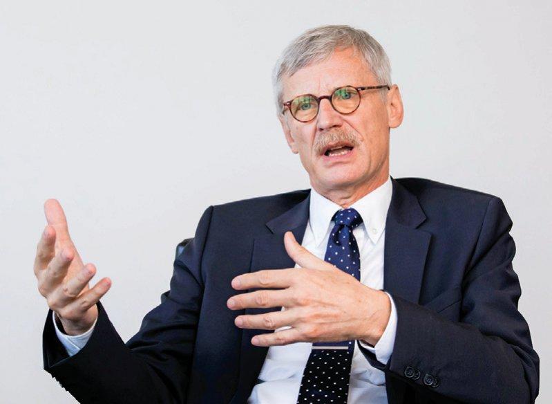 """Thomas Kriedel: """"Ohne Interoperabilität wird die ePA ihr Potenzial nicht entfalten können."""" Foto: Georg J Lopata"""