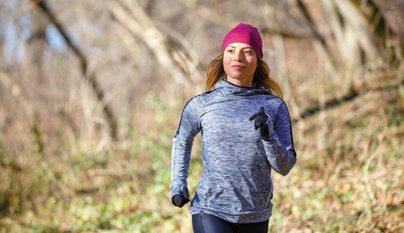 Je nach individuellem Fitnesslevel können Betroffene während der Strahlentherapie auch joggen gehen. Foto: skumer/stock.adobe.com