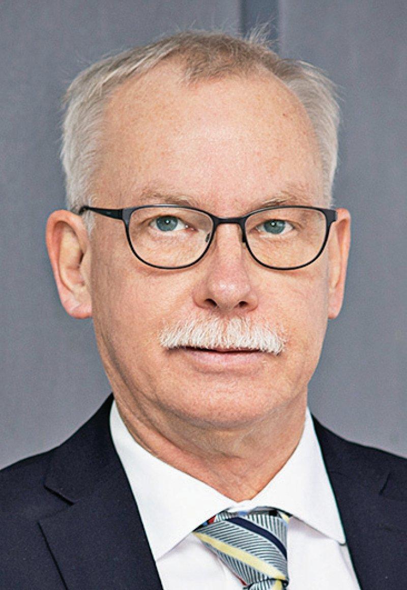 Franz-Ulrich Hartl, Foto: Max-Planck-Institut für Biochemie München