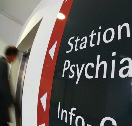 Personalausstattung in Psychiatrie und...