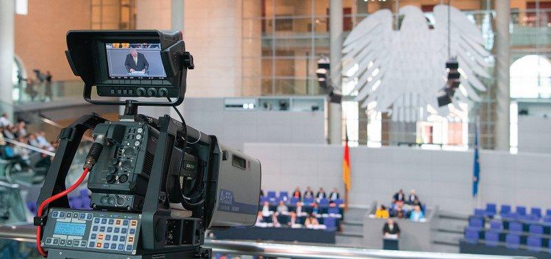 Der Bundestag wird sich in den kommenden Wochen weiter mit dem Digitale-Versorgung-Gesetz befassen. Foto: dpa