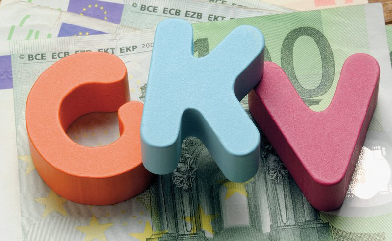Der durchschnittliche Zusatzbeitrag liegt derzeit bei 0,9 Prozentpunkten des Bruttolohns. Foto: Comugnero Silvana/stock.adobe.com