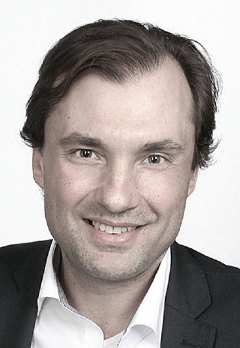 Alexander W. Friedrich, Foto: Robert-Koch-Stiftung