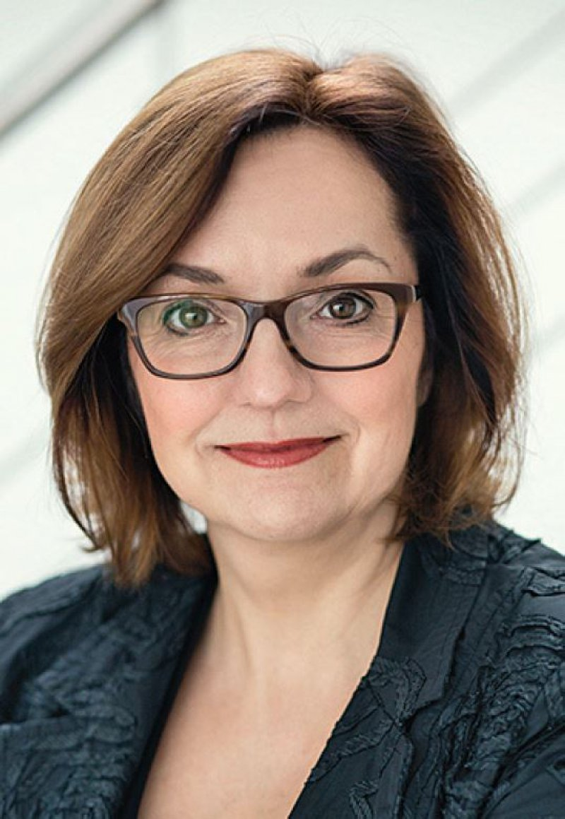 Ruth Hecker. Foto: Helen Hecker
