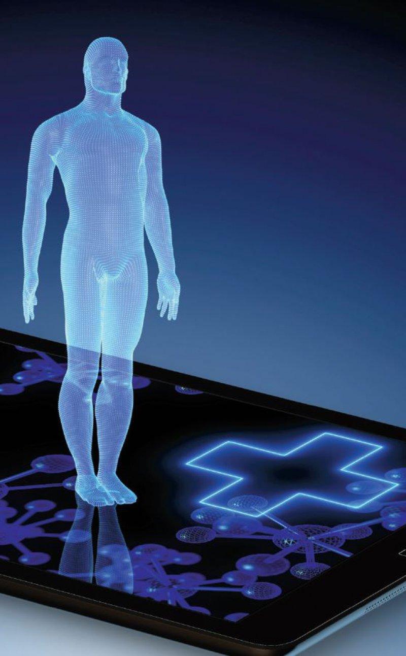 Digitale Gesundheitsanwendungen sind in ein therapeutsches Gesamtkonzept zu integrieren, fordern Experten. Auch ist zu belegen, dass sie nicht schaden. Foto: Elnur/stock.adobe.com