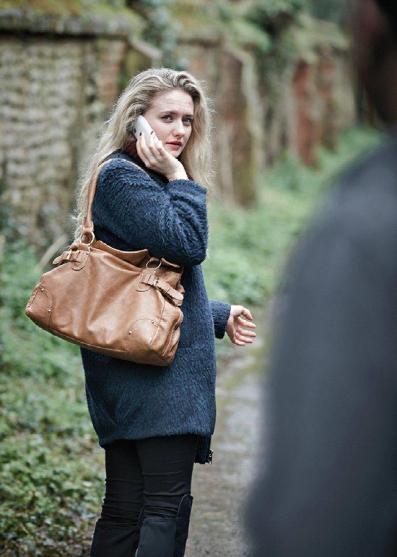 Das Hauptproblem von betroffenen Frauen sind Ex-Partner, die zum Stalker werden. Foto: highwaystarz/stock.adobe.com