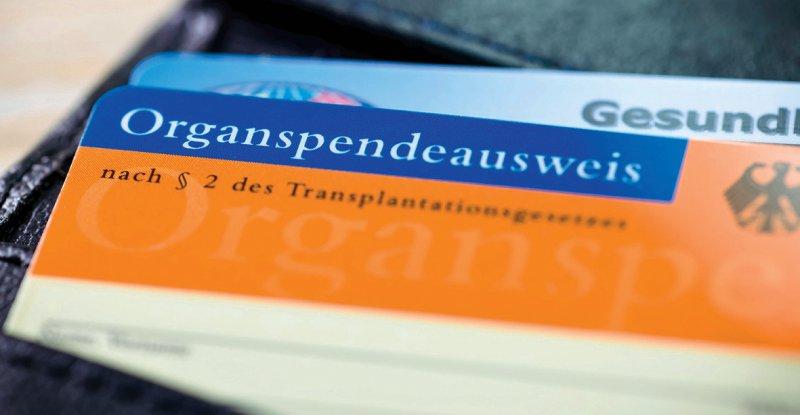 Die Widerspruchslösung bei der Organspende bleibt auf der Agenda des Bundestags. Foto: picture alliance/Bildagentur-online
