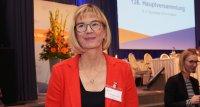 Susanne Johna ist neue Bundesvorsitzende des Marburger Bundes
