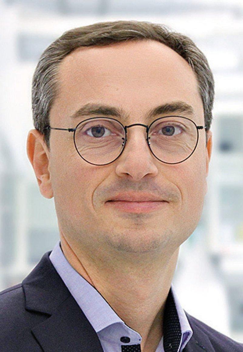 Andreas Fischer, Foto: Jutta Jung/DKFZ