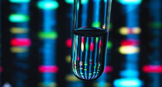 DNA Sequenzierung /picture alliance, Westend61