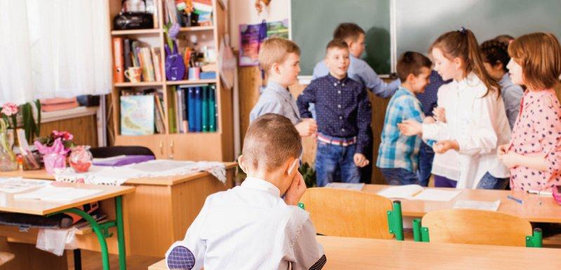 Auch Mobbing ist zunehmend ein Thema in den Schulen. Foto: oksix/stock.adobe.com