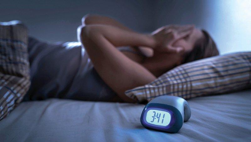 Rund fünf bis zehn Prozent der Menschen in Deutschland sind von Einund Durchschlafstörungen betroffen. Foto: terovesalainen/stock.adobe.com