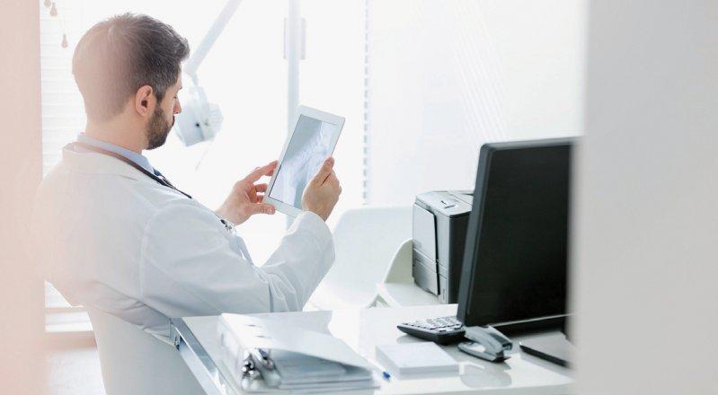 Große Aufregung hatte es kurz vor Verabschiedung des Digitale-Versorgung- Gesetzes um die Bereitstellung von Patientendaten für die Forschung gegeben. Foto: moodboard/stock.adobe.com