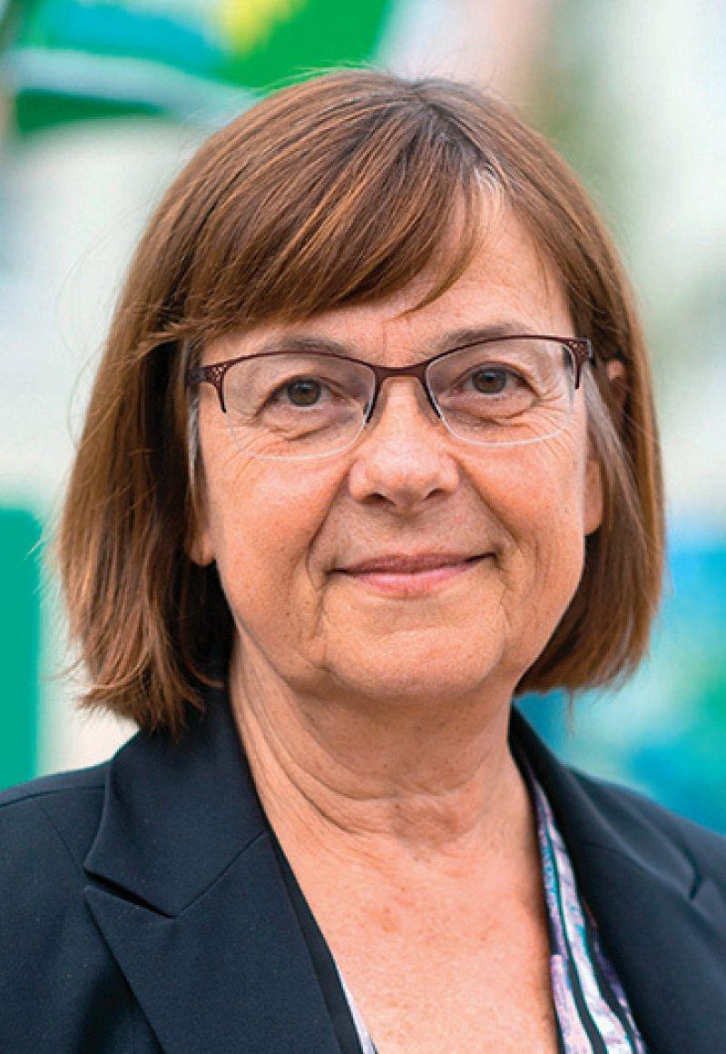 Ursula Nonnemacher, Foto: picture alliance/dpa