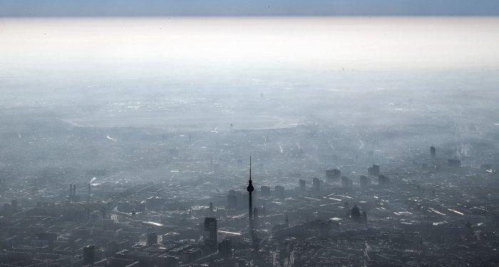 Erhöhte Ozonwerte gehen mit steigenden Raten von Herzinfarkten in der Region einher