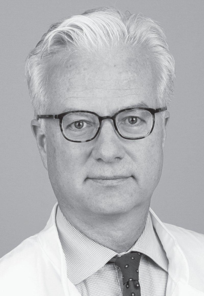 Fritz von Weizsäcker, Foto: Schlosspark-Klinik
