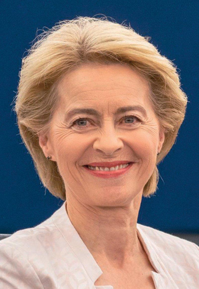 Ursula von der Leyen, Foto: Pietro Naj/Oleari EP