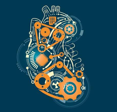Permanent implantierbare Herzunterstützungssysteme