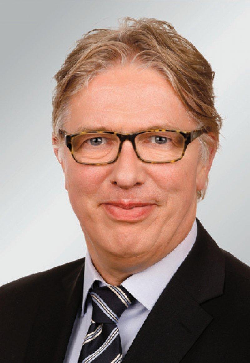 Gebhard Hentschel, Foto: DPtV
