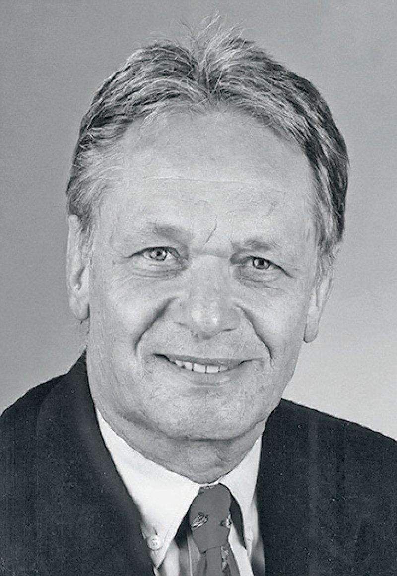 Dieter Thomae, Foto: dpa