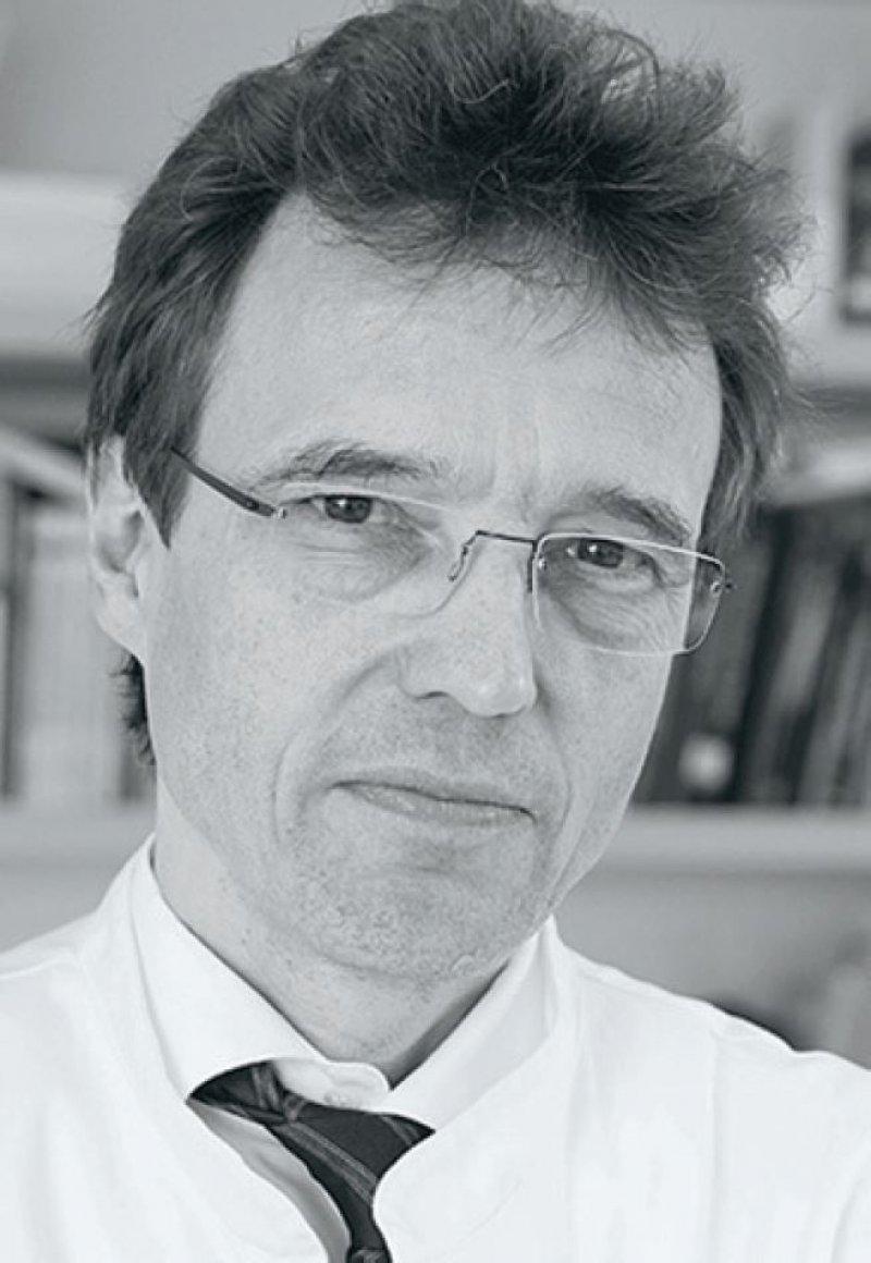 Andreas Neubauer. Foto: Universitätsklinikum Giessen und Marburg GmbH