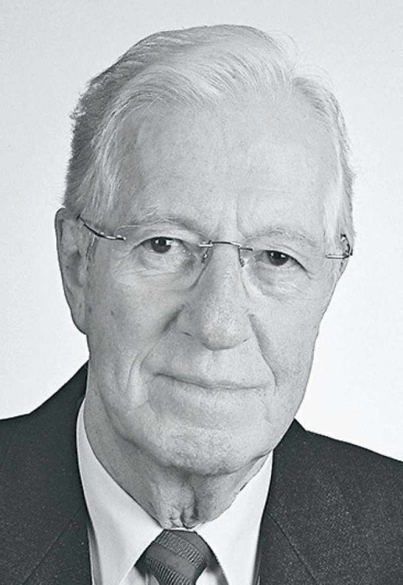 Fritz Beske. Foto: IGSF-Stiftung