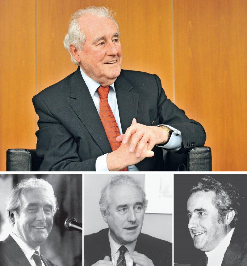 Beharrlich, pointiert und überzeugend agierte Karsten Vilmar in seiner berufspolitischen Karriere. Fotos: Archiv; Georg.J. Lopata