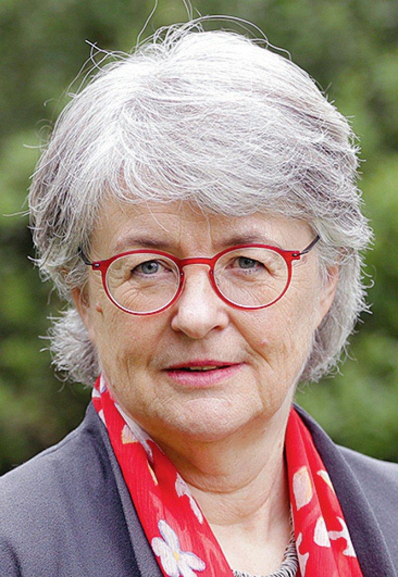 Dagmar Feldgen, Foto: BAS