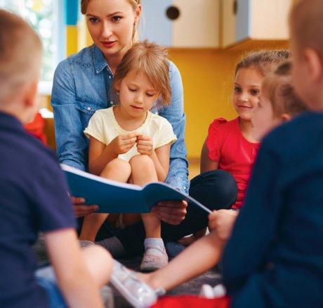 Impfpräventable Infektionen bei Beschäftigten in Kindertagesstätten