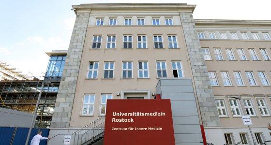 Uniklinik Rostock Stellen