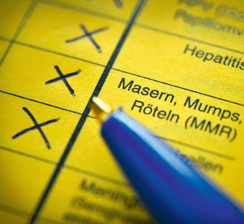 Mit der Neuregelung zur Masernimpfung werden Vorgaben des Gesetzgebers umgesetzt. Foto: picture alliance/Bildagentur-online