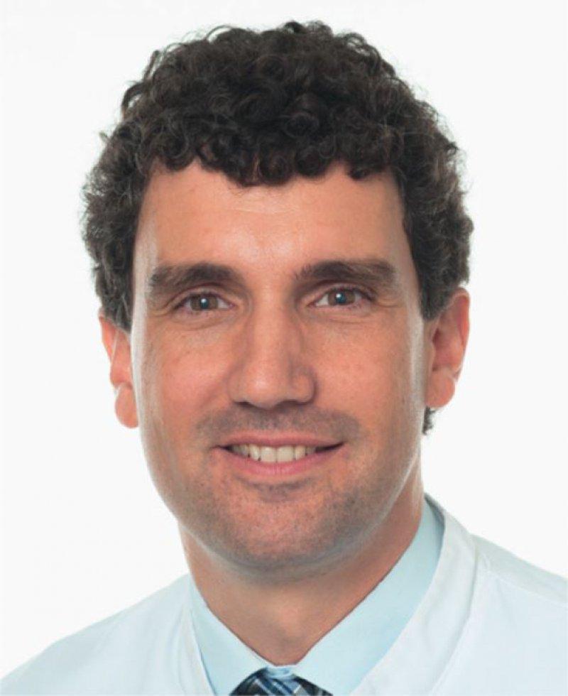 Prof. Dr. Tim Krohne, Universitäts-Augenklinik Bonn