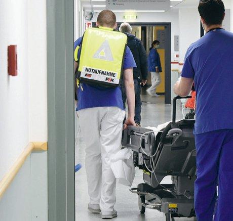 Medizinische Notfälle während der COVID-19-Pandemie