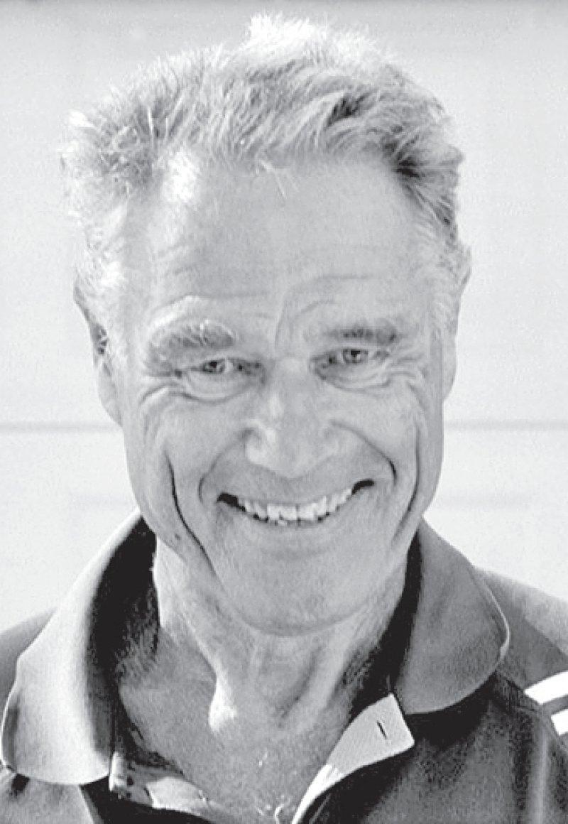 Peter E. Lange, Foto: DGPK
