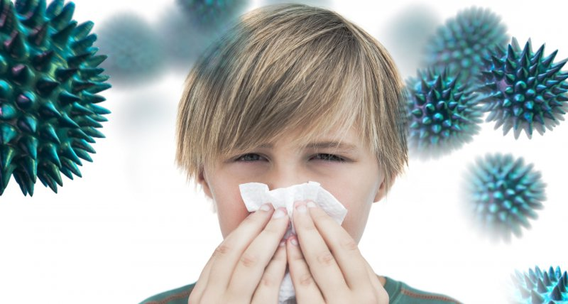 SARS-CoV-2: Angeborene Immunantwort schützt Kinder besser