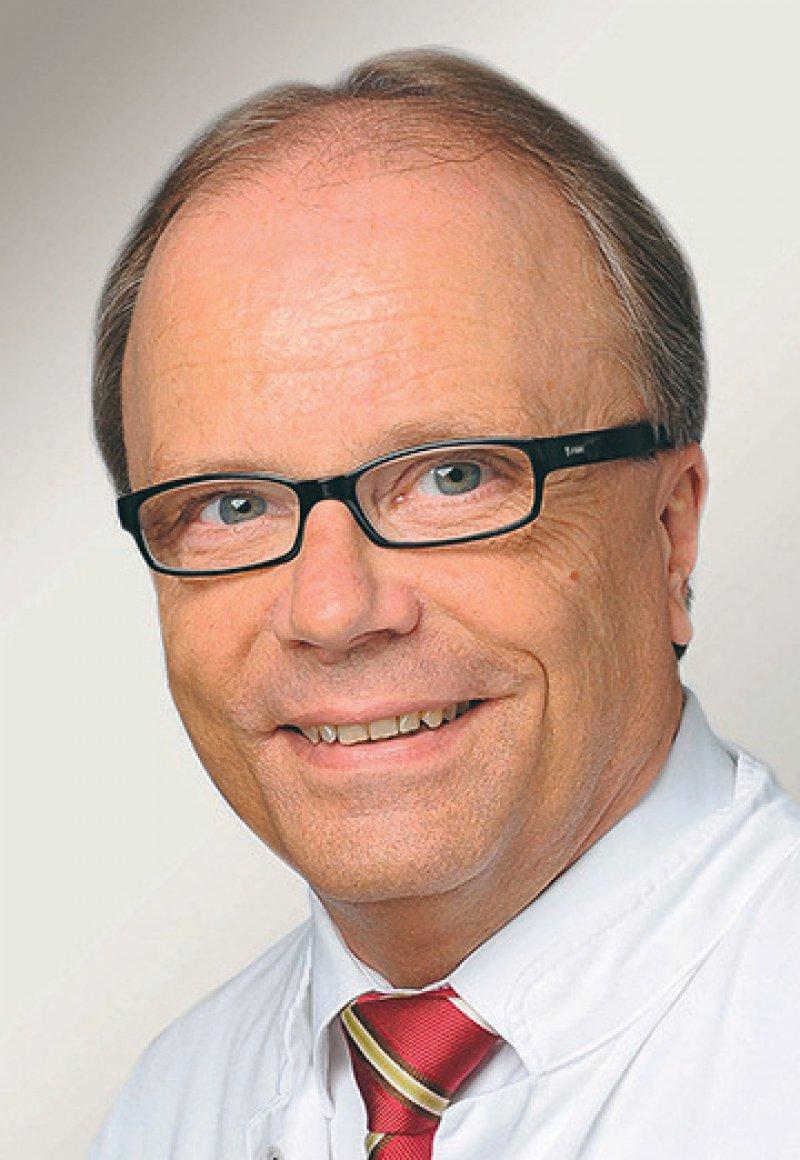 Bernd Böttiger, Foto: Uniklinik Köln