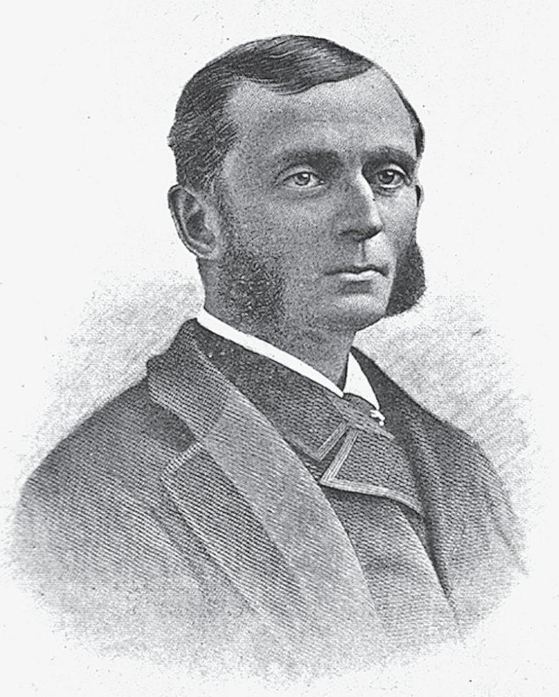 """Der New Yorker Arzt George M. Beard bezeichnete die Neurasthenie auch als """"American Nervousness"""". Foto: WikimediaCommons public domain"""