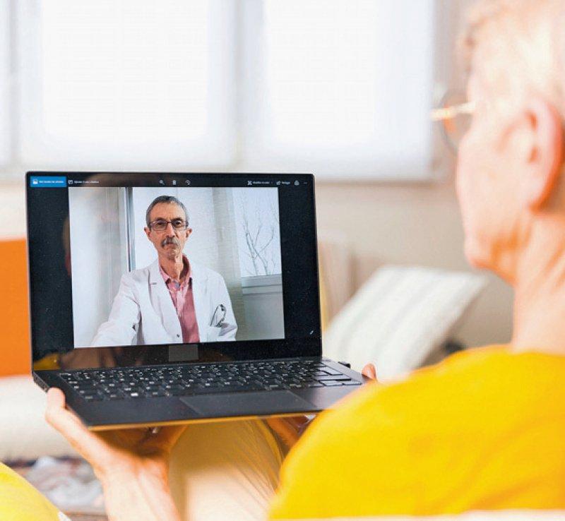 In Arztpraxen wünschen sich die Krankenkassen einen Modernisierungsschub. Foto: Your Photo Today